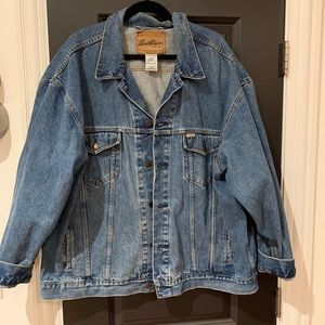 Oversized Levi's Denim Jack 3XL